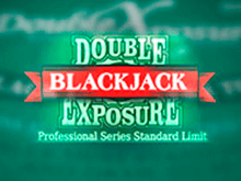 Double Exposure Blackjack Pro Series – играйте с азартом в Биткоин
